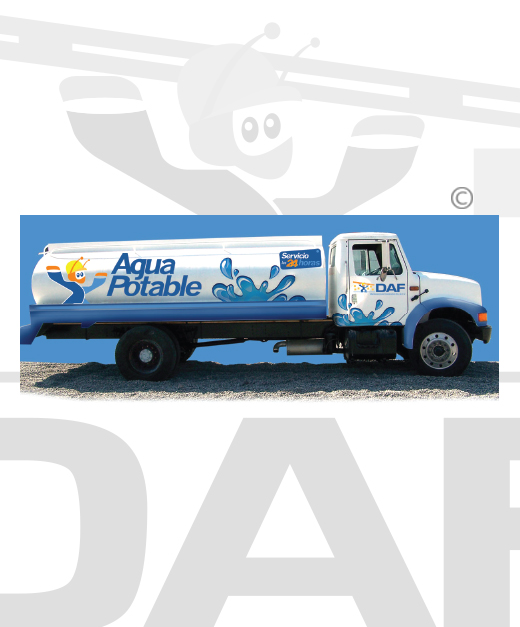 TRANSPORTE DE AGUA POTABLE
